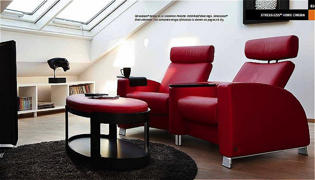 stressless arion recliner chairs - Stressless Chair
