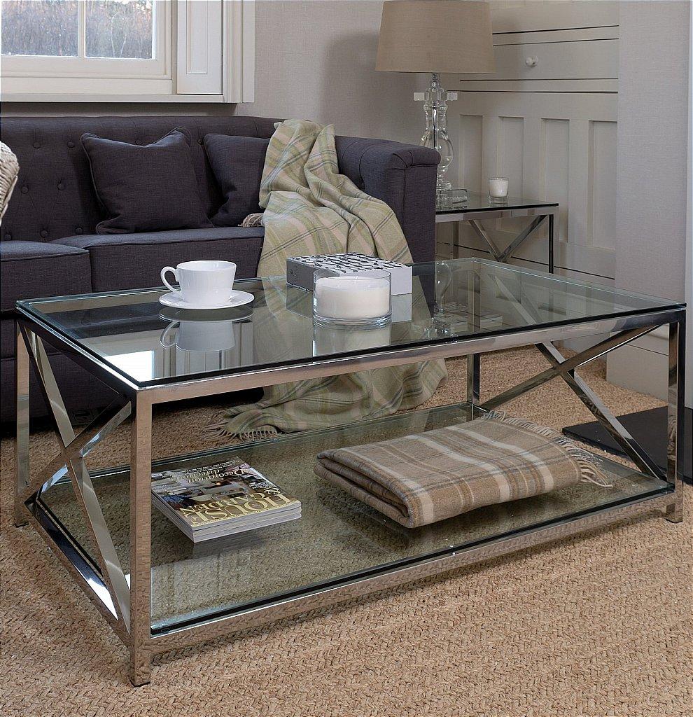 Neptune Manhattan 120cm Coffee Table