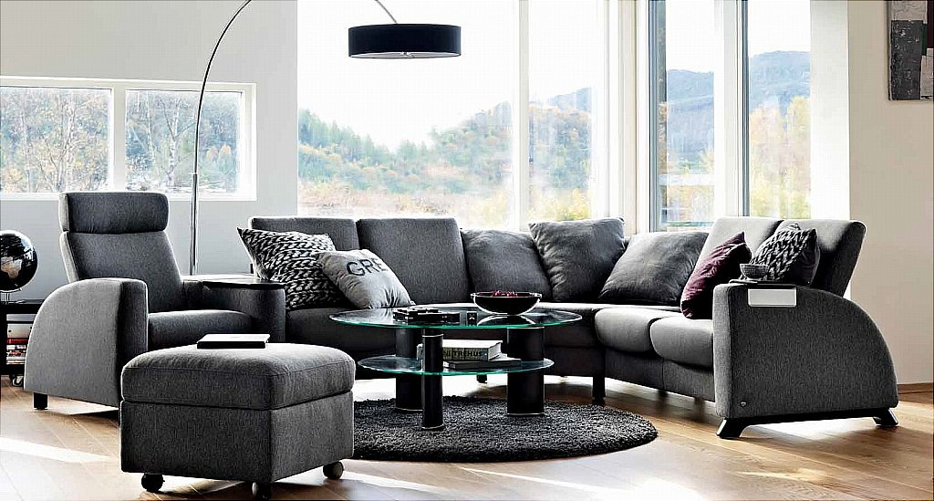 stressless arion sofas. Black Bedroom Furniture Sets. Home Design Ideas