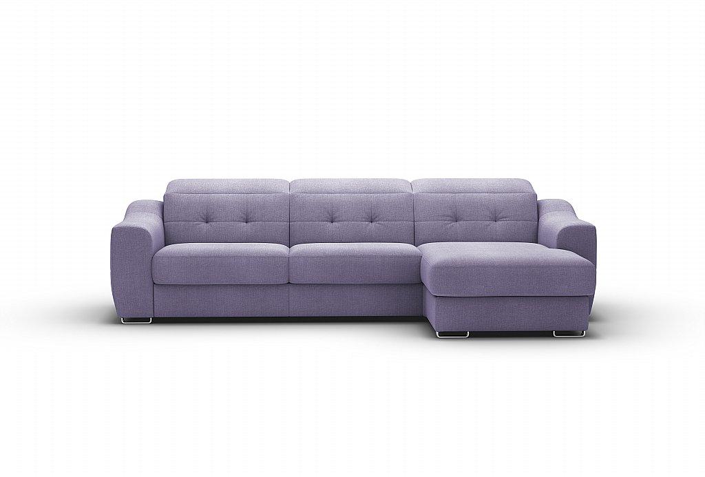 Rom Aura Chaise Style Sofa