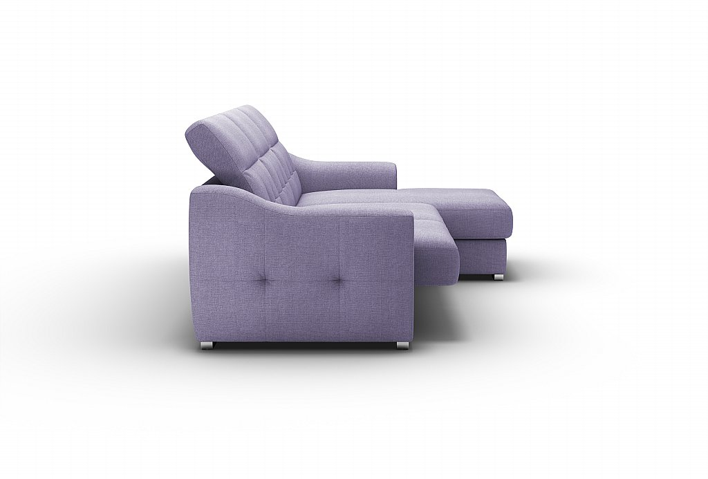 g romano william sectional loveseat with chai batar