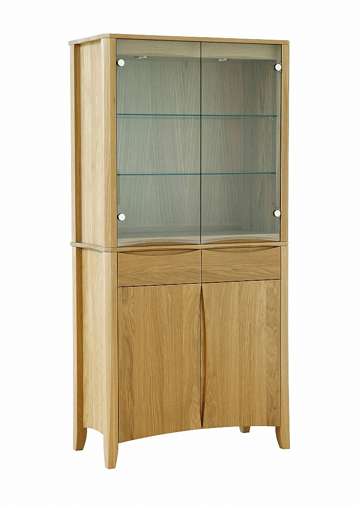 Ercol artisan display cabinet for Ercol mural cabinets and sideboards