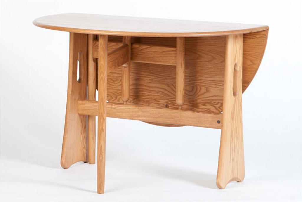 Ercol windsor gateleg dining table for Gateleg dining table