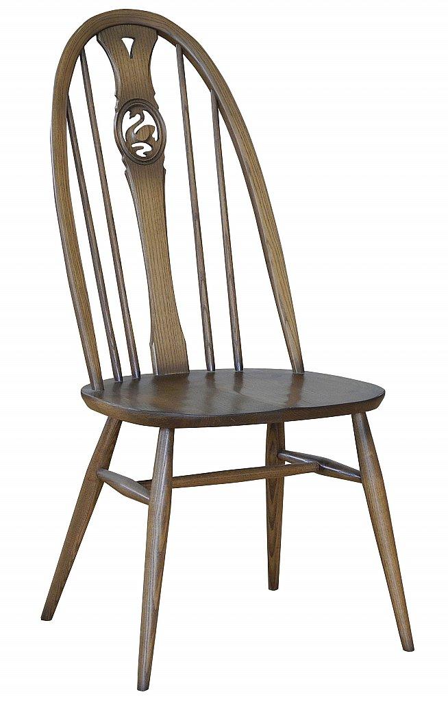 Ercol Windsor Swan Chair