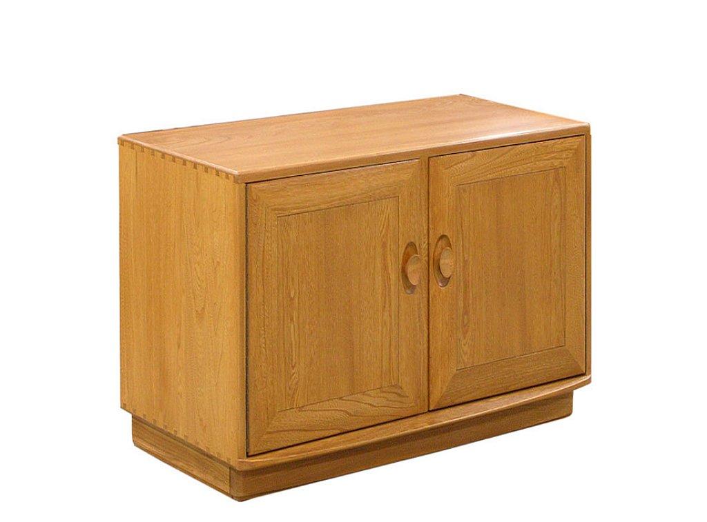 Ercol Windsor Two Door Cabinet