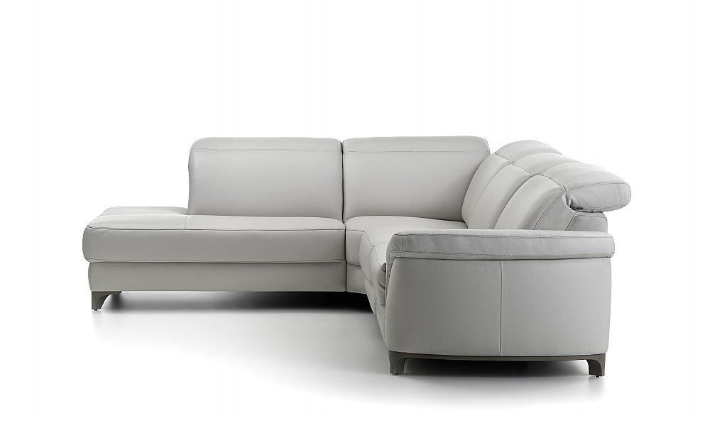 Rom   Bellona Montana Leather Sofa