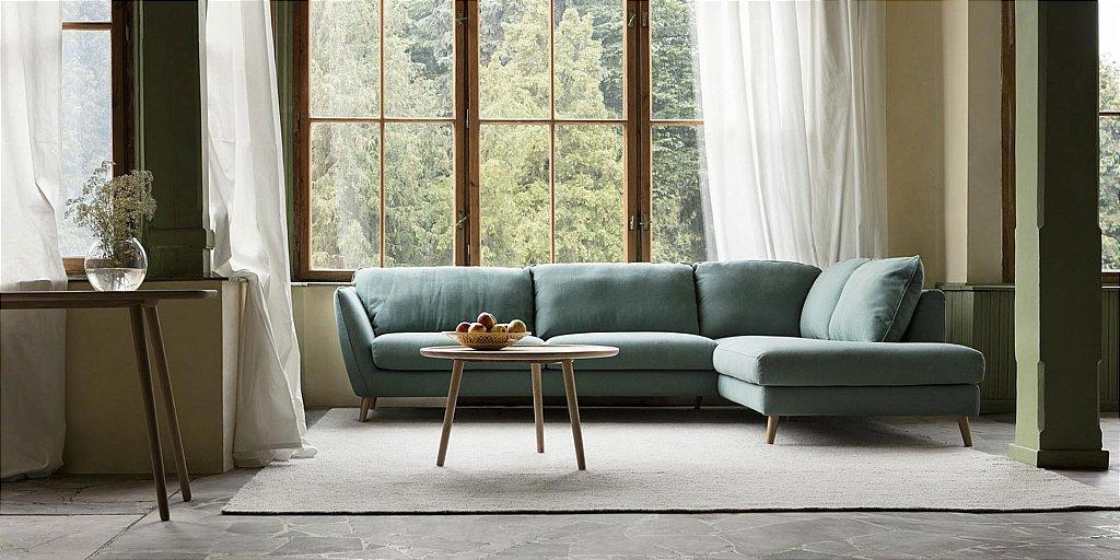 Sits   Stella Chaise End Sofa