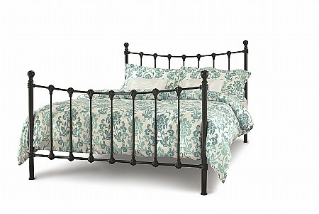 Marseilles Bedstead in Black
