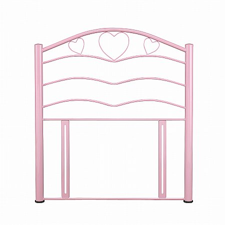 Yasmin Headboard in Pink Gloss