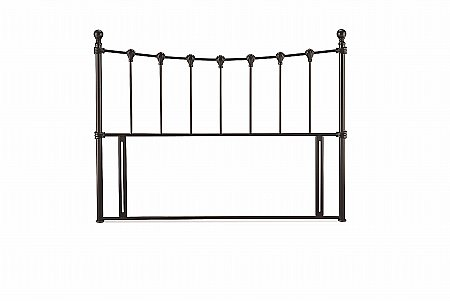 Marseille Headboard in Black