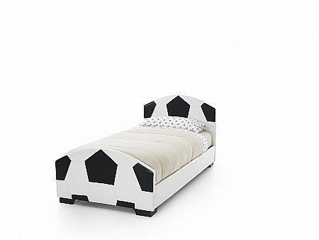 Pallone Faux Leather Football Bed