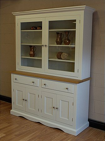 Barley 5ft Dresser Top with Doors