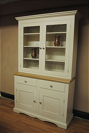 Barley 4ft Dresser Top with Doors