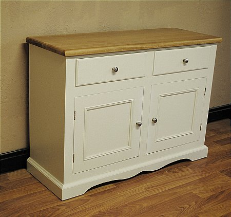 Barley 4ft Sideboard