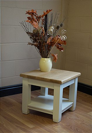 Barley Lamp Table