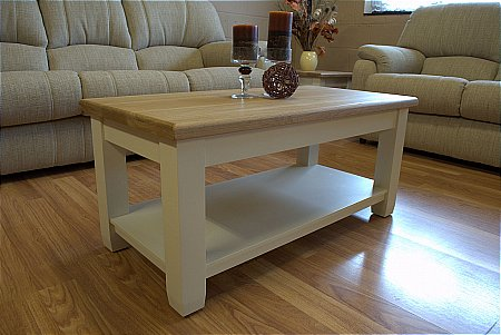 Barley Coffee Table