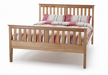 Salisbury High Foot End Bedstead