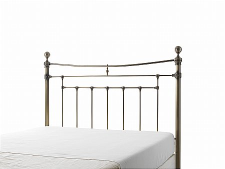 Edmond Headboard in Brass