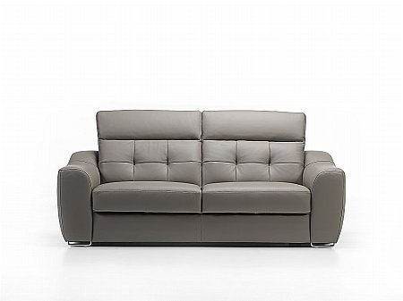 Aura Leather Sofa