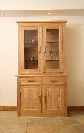 Elements 3ft 6in Display Cabinet