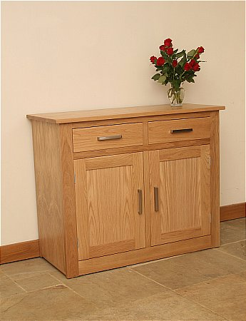 Elements 3ft 6in Sideboard with 2 Drawers