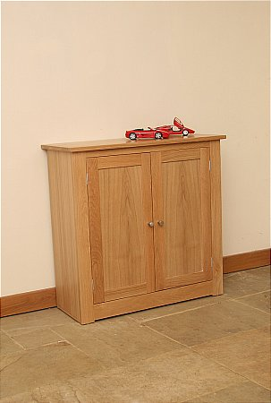 Elements Hall Cupboard with double doors