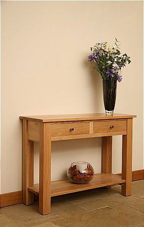 Elements Large Console Table
