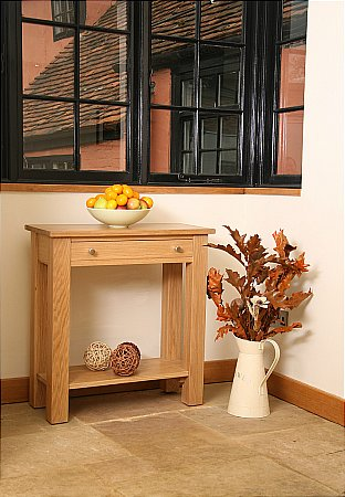 Elements Small Console Table