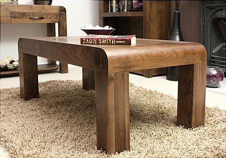 Shiro Walnut Coffee Table