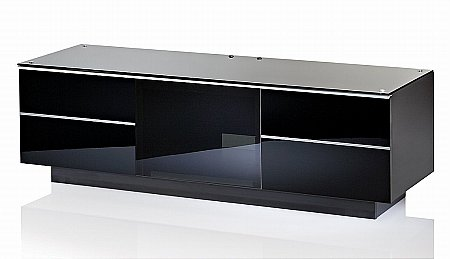 Ultimate G-G 135 Black TV Stand