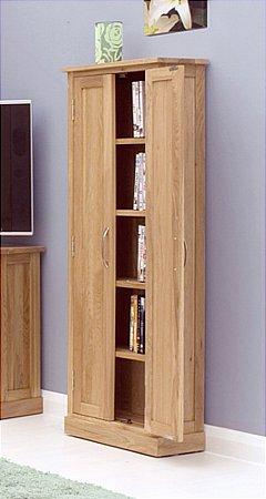Mobel Oak DVD Cabinet