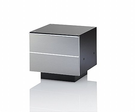 Ultimate G-DRW 47 Inox TV Stand
