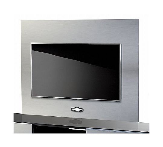 Ultimate G-Plate Inox TV Stand