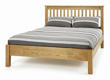 Lincoln Oak Bedstead