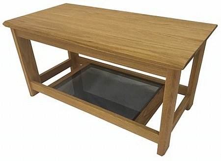 Kudos Oiled Small Coffee Table