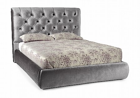 Alexandra Bedstead in Steel