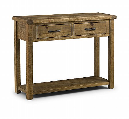 Aspen Console Table with Drawers
