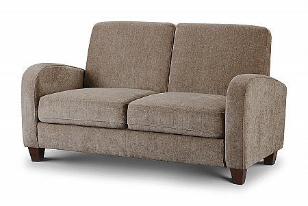 Vivo 2 Seater Sofa in Mink