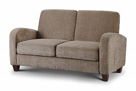 Vivo 2 Seater Sofa in Mink