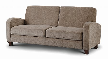 Vivo 3 Seater Sofa in Mink