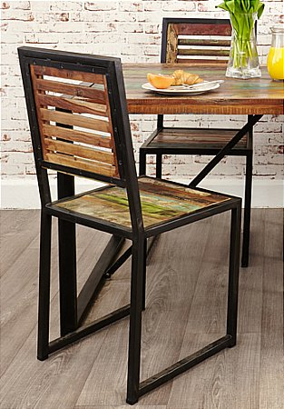 Urban Chic Dining Chair