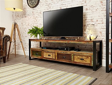 Urban Chic Widescreen TV Cabinet