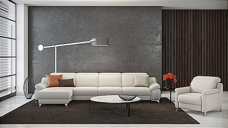 Levana Leather Corner Group