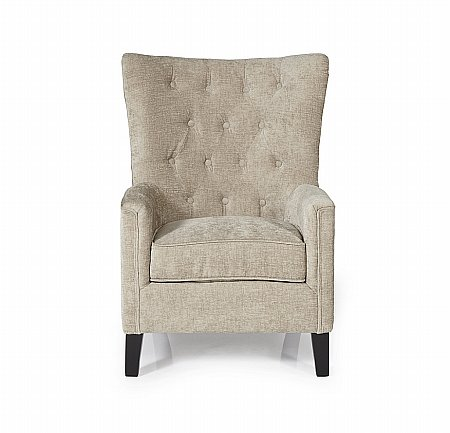 Dunbar Occasional Chair in Mink