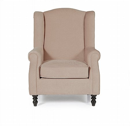 Ayr Occasional Chair in Mink