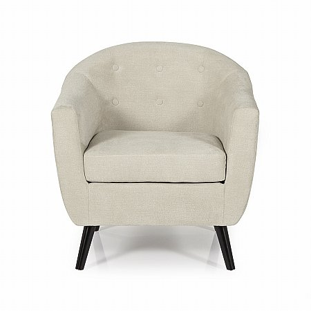 Evie Occasional Chair in Mink
