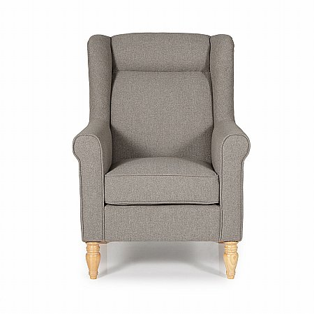 Glasgow Occasional Chair in Mocha