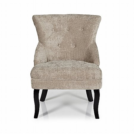 Melrose Occasional Chair in Mink