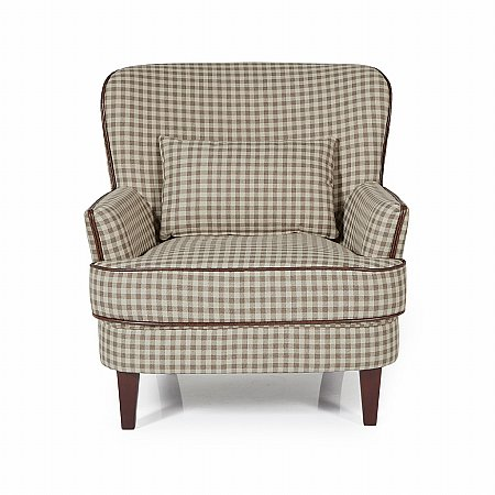 Moffat Occasional Chair in Cream