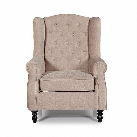 Perth Occasional Chair in Mink